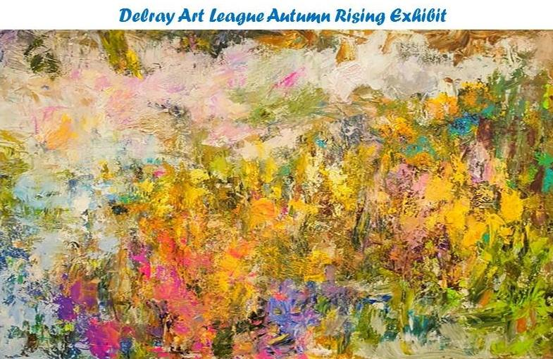 Delray art league autumn rising exhibit at milagro center blueprint members malvernweather Image collections