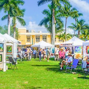 2019 Veterans Park Artists In The